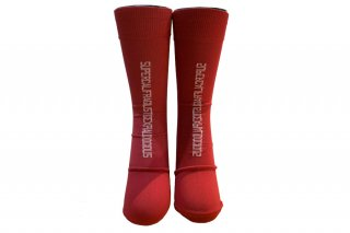 MESSAGE SOCKS<br>REDの商品画像