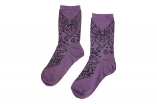 <b><font color='red'>NEW</font></b><br>PAISLEY SC<br>PURPLEの商品画像