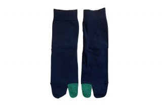 <img class='new_mark_img1' src='https://img.shop-pro.jp/img/new/icons5.gif' style='border:none;display:inline;margin:0px;padding:0px;width:auto;' />COLOR BLOCK TABI SOCKS<br>GREENの商品画像
