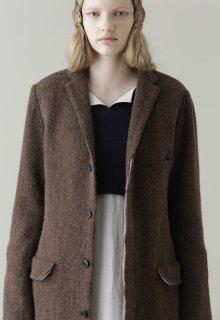 eikoku youmou tweed coat