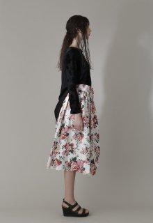 fine flower skirt