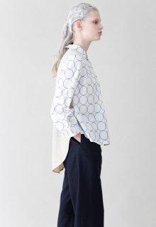 chain dot shirt