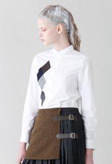block cross shirt