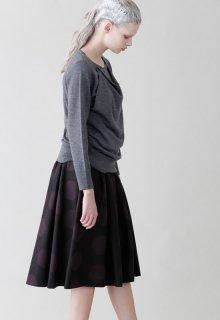 drape knit pullover
