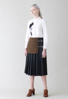 unit tweed skirt