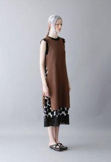 bright knit gilet