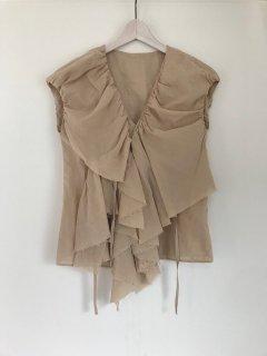 cotton voile_seihinzome blouse