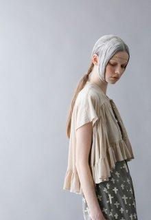 cotton modal jersey cardigan