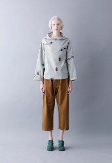 nairy cotton seihinzome pants