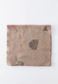 flower jet scarf