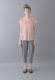 washed tropical wool pants