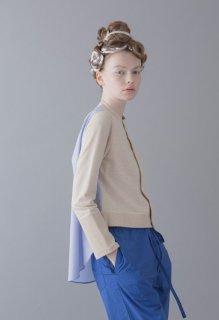 hybrid mini urake cardigan