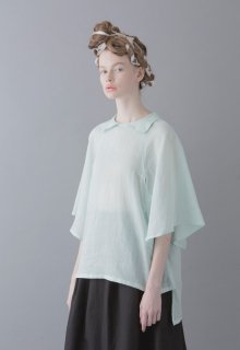 classical ramie blouse