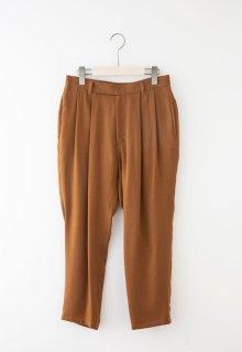 tencel twill pants