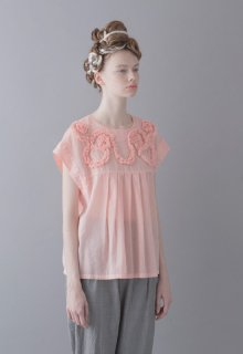 cotton voile pullover