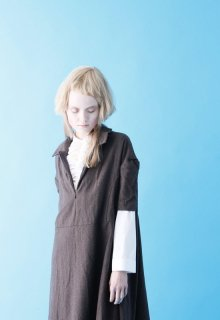 etamine wool one-piece