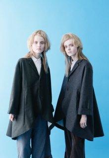 compress flannel coat