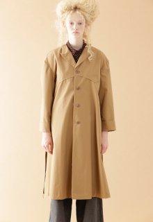 oiled cloth coat