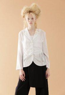cotton tencel voile jacket