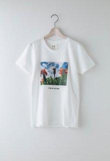 sprite flower t-shirt