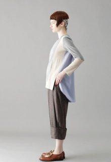 silk linen pants