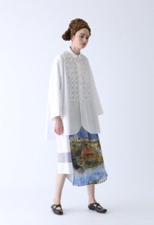 impressionist skirt