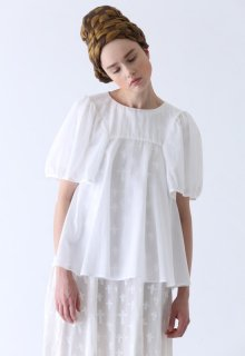 < pre-order > wind scenery cotton blouse