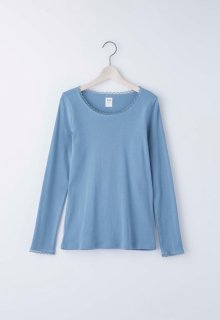 < pre-order > lace FURAISU long t-shirt