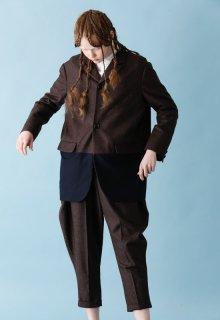 < pre-order > soft flannel jacket