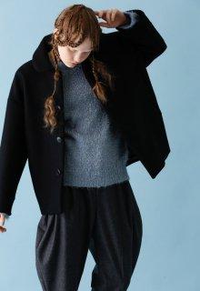 < pre-order > lamb river melton short coat