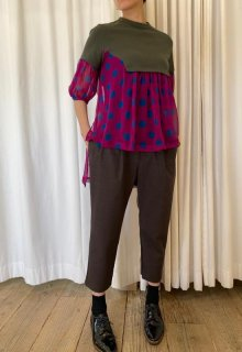 archive textile two per unit pull-over