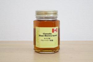 カナダ産ブルーベリーはちみつ180g