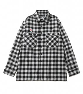 GHOST CHECK SHIRTS (GY)