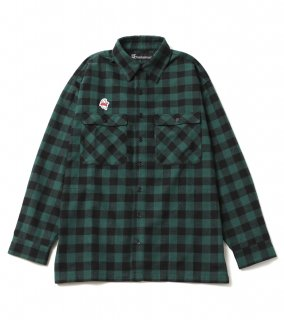GHOST CHECK SHIRTS (GR)
