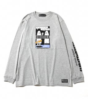GHOSTLY L/S T (GY)