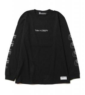 COFEE L/S T (BK)