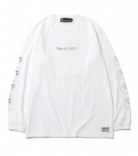 COFEE L/S T (WH)