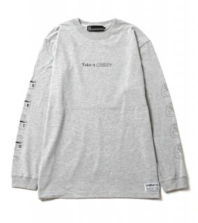 COFEE L/S T (GY)