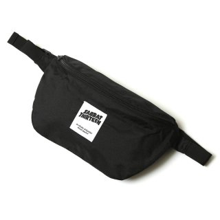 <img class='new_mark_img1' src='https://img.shop-pro.jp/img/new/icons1.gif' style='border:none;display:inline;margin:0px;padding:0px;width:auto;' />GHOST LOGO WAIST POUCH (BK)