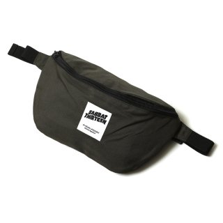 <img class='new_mark_img1' src='https://img.shop-pro.jp/img/new/icons1.gif' style='border:none;display:inline;margin:0px;padding:0px;width:auto;' />GHOST LOGO WAIST POUCH (OL)