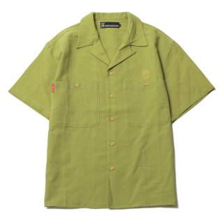<img class='new_mark_img1' src='https://img.shop-pro.jp/img/new/icons1.gif' style='border:none;display:inline;margin:0px;padding:0px;width:auto;' />GHOST LINEN SHIRTS (GR)