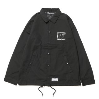 <img class='new_mark_img1' src='https://img.shop-pro.jp/img/new/icons1.gif' style='border:none;display:inline;margin:0px;padding:0px;width:auto;' />PARADISE LOST COACH JKT (BK)