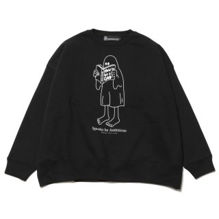 <img class='new_mark_img1' src='https://img.shop-pro.jp/img/new/icons1.gif' style='border:none;display:inline;margin:0px;padding:0px;width:auto;' />AMBITION BIG SWEAT (BK)
