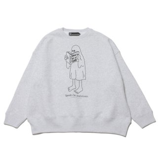 <img class='new_mark_img1' src='https://img.shop-pro.jp/img/new/icons1.gif' style='border:none;display:inline;margin:0px;padding:0px;width:auto;' />AMBITION BIG SWEAT (ASH)