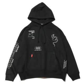 <img class='new_mark_img1' src='https://img.shop-pro.jp/img/new/icons1.gif' style='border:none;display:inline;margin:0px;padding:0px;width:auto;' />PARADISE LOST BIG HOODIE (BK)