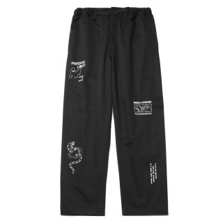 <img class='new_mark_img1' src='https://img.shop-pro.jp/img/new/icons1.gif' style='border:none;display:inline;margin:0px;padding:0px;width:auto;' />PARADISE LOST EASY PANTS (BK)