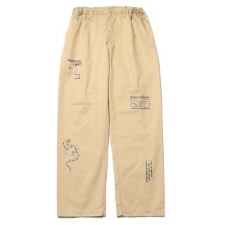 <img class='new_mark_img1' src='https://img.shop-pro.jp/img/new/icons1.gif' style='border:none;display:inline;margin:0px;padding:0px;width:auto;' />PARADISE LOST EASY PANTS (BG)