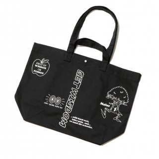 <img class='new_mark_img1' src='https://img.shop-pro.jp/img/new/icons1.gif' style='border:none;display:inline;margin:0px;padding:0px;width:auto;' />PARADISE LOST TOTE BAG(BK)