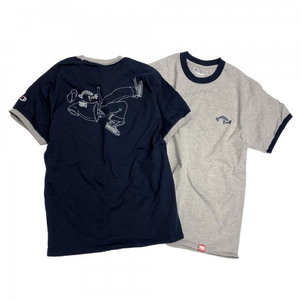 Melt Tee | Champion body