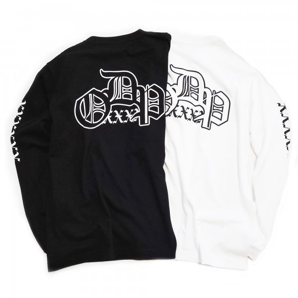 ODRX LONG SLEEVE-Tee<img class='new_mark_img2' src='https://img.shop-pro.jp/img/new/icons15.gif' style='border:none;display:inline;margin:0px;padding:0px;width:auto;' />